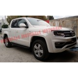 Пороги Can Otomotiv VW Amarok 2017+