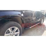 Пороги RedLine VW Amarok