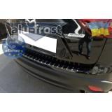 Накладка на задний бампер СARBON Mazda CX5 2012-2017