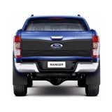 Накладка на задний борт Ford Ranger 2017+ Широкая