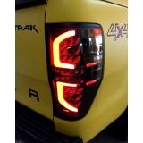 Тюнинг оптика LED задняя Ford Ranger 2015-2017+