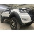 Расширители колесных арок Ford Ranger 2017+