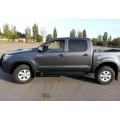 Пороги Toyota Hilux