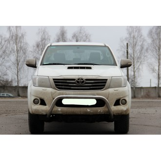 Защита бампера Toyota Hilux