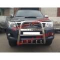 Кенгурятник высокий на Toyota Hilux