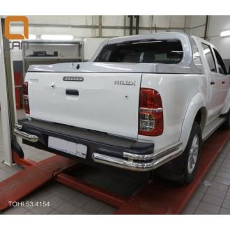 Уголки для Toyota Hilux 2012+