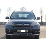 Защита переднего бампера Honda CR-V 2007+
