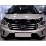 Дефлектор капота Hyundai Creta