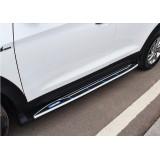 Пороги Hyundai Tucson 2017+