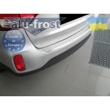 Накладка Alufrost на задний бампер Kia Sorento 2013+