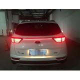 LED полоса между фонарями Kia Sportage 2017+