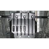 Защита РКПП для Mitsubishi L200 2008-2013+