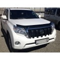 Дефлектор капота SIM для Toyota Land Cruiser Prado 150 2014+