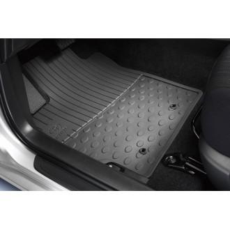 Оригинальные коврики салона Toyota LC Prado 150