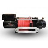 Лебедка XTR 13500 LBS c синтетическим тросом
