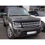 Дефлектор капота Land Rover Discovery 4