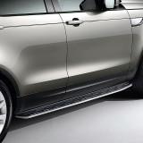 Пороги оригинальный дизайн Land Rover Discovery 5