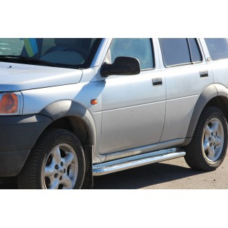 Пороги на Land Rover Freelander