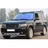 Защита бампера Range Rover Vogue