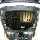 Защита двигателя Mitsubishi Outlander 2015-2017+