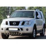 Кенгурятник Nissan Pathfinder