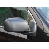 Хром на ветровички Nissan Pathfinder