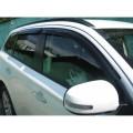 Дефлекторы окон EGR Mitsubishi Outlander new 2012+