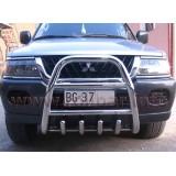 Кенгурятник высокий Mitsubishi Pajero Sport