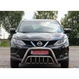 Кенгурятник Nissan Qashqai New