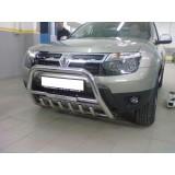 Кенгурятник Renault Duster