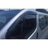 Дефлекторы боковых окон Renault Trafic
