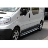 Пороги Opel Vivaro