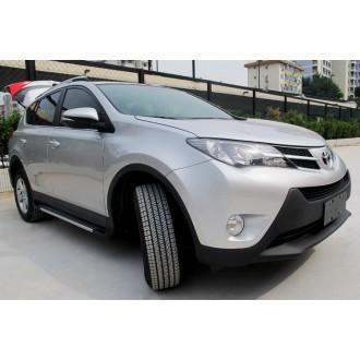 Подножки для Toyota Rav4 2013+