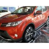 Пороги Toyota Rav4 2013+