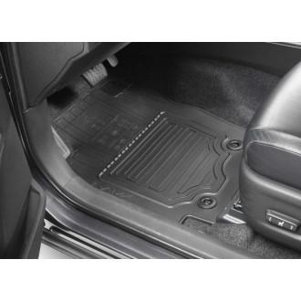 Оригинальные резиновые коврики Toyota Rav 4 2013+