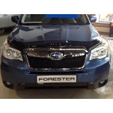 Дефлектор капота SIM для Subaru Forester 2013+