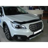 Дефлектор капота Subaru Legacy 2015+
