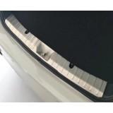 Накладка на задний бампер внутренняя Subaru XV 2017-2018
