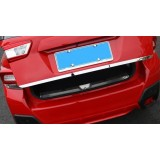 Хром накладка на крышку багажника Subaru XV 2017-2018+
