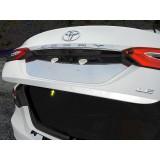 Хром кромка багажника Toyota Camry V70 2018+
