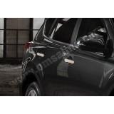 Хром на ручки Toyota Rav4 2013+