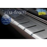 Накладка на задний бампер Alufrost VW Tiguan 2017+