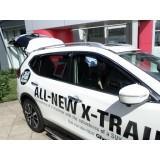 Дефлекторы окон EGR Nissan X-Trail 2014+