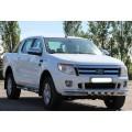 Защита бампера Ford Ranger