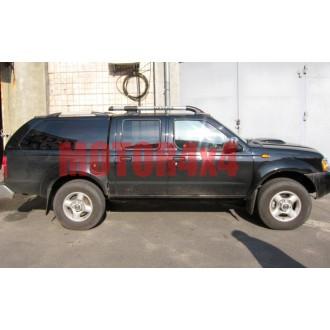 Кунг Anelfibermax Nissan NP300