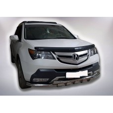 Защита переднего бампера Acura MDX
