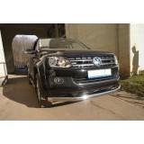 Защита бампера VW Amarok