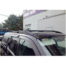 Рейлинги черные VW Amarok