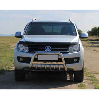 Кенгурятник с надписью VW Amarok