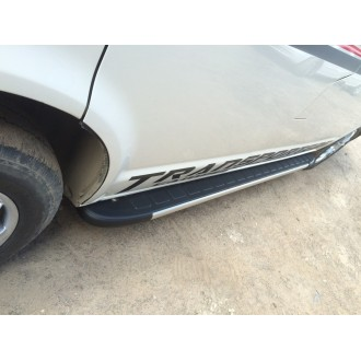 Пороги Duru VW Amarok